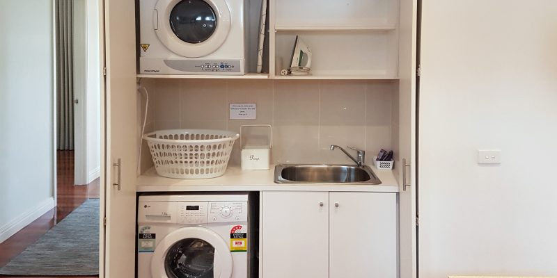 Fully Equipped Laundry